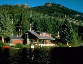 Alta lake hostel