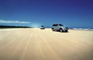 Fraser-Island-Beach