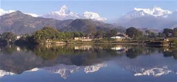 Pokara Lake