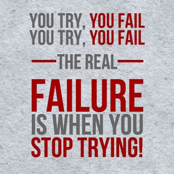 Failure quotes (13)