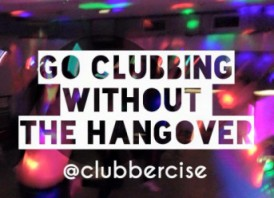 clubbercise no hangover