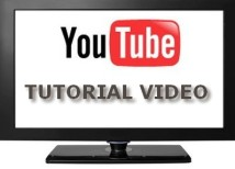 you tube tutorial